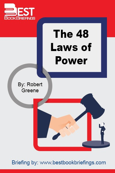 This amoral, cunning, ruthless, and instructive book synthesizes the philosophies of Machiavelli, Sun Tzu, and Carl Von Clausewitz with the historical legacies of statesmen, warriors, seducers, and con men throughout the ages.