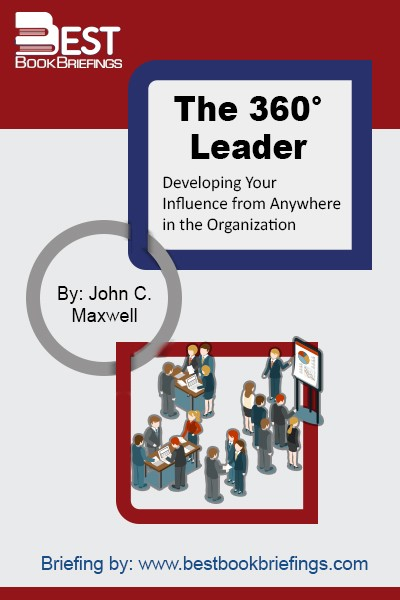 Leadership experts and specialists estimate that 99% of all leadership occurs not from the top but from the middle of an organization. Usually, an organization has only one person who is the leader. So, what do you do if you are not that one person? Leading in all directions will require