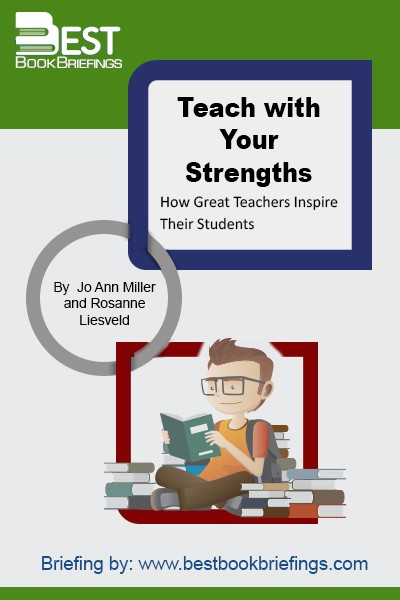 In Teach with Your Strengths, you'll hear from great teachers, many of whom reveal their unorthodox—and sure to be controversial—approaches. You'll gain key insights gleaned from 40 years of research into great teaching. And, you'll take an online assessment that reveals your Signature Themes of talent.