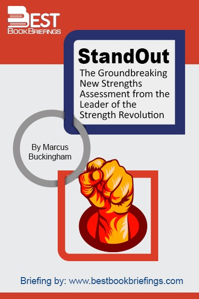 StandOut, the revolutionary new book and online assessment tool from Marcus Buckingham, is the result of extensive research, statistical testing, and analysis of the world's top performers. From the coauthor of Now, Discover Your Strengths and the recognized leader of the strengths movement, StandOut unveils your top two Strength Roles and offers sharp, practical
