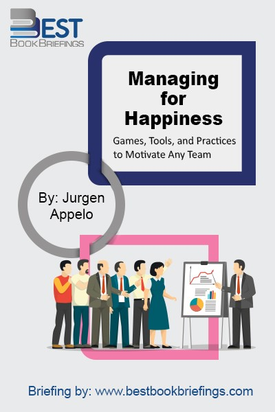 When an organization's culture is bad, don't just blame the managers. Happiness in an organization is everyone's responsibility. Better management means engaging people, improving the whole system, and increasing value for clients. Thus, management is too important to leave to the managers. I firmly believe that management is everyone's job. At