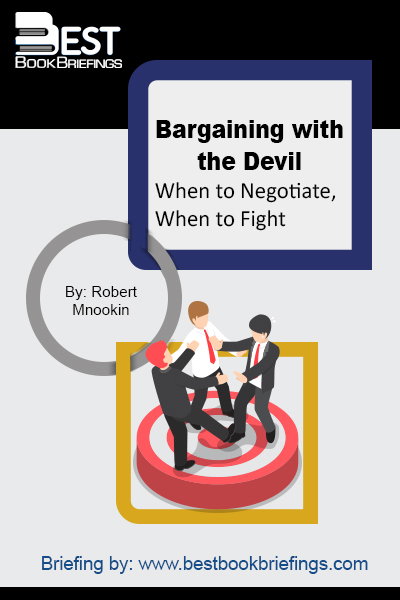If someone does you wrong in business or in life, should you bargain with them or ignore them and go straight to warfare or litigation? This is actually a highly strategic question and one of the most challenging issues in any negotiation. If you attempt to make a deal with the