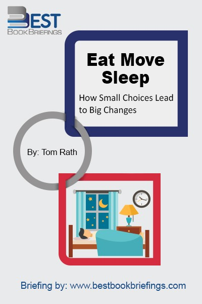 Eat right. Move more. Sleep better. Yes, when you do these three things in combination, you will see how the overall benefit is greater than the sum of the parts.Eating right is not enough. Exercise alone is insufficient. Sleeping well, in isolation, is not adequate. When you focus your energy on