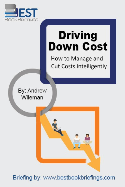 Driving Down Cost is the first accessible and practical book to address cost management for managers across the board. Drawing on over twenty-five years of consultancy experience from over fifty international, large scale one-time cost reduction projects, Andrew Wileman provides a toolkit filled with key ideas and strategies for analyzing cost