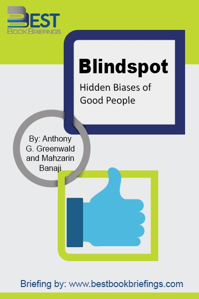 """Blindspot"" is a metaphor to capture that portion of the mind that houses hidden biases. The authors use it to ask about the extent to which social groups—without our awareness or conscious control—shape our likes and dislikes, our judgments about people's character, abilities, and potential."