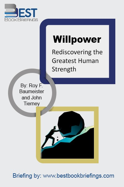 Pioneering research psychologist Roy F. Baumeister collaborates with New York Times science writer John Tierney to revolutionize our understanding of the most coveted human virtue: self-control. Drawing on cutting-edge research and the wisdom of real-life experts, Willpower shares lessons on how to focus our strength, resist temptation, and redirect our lives.