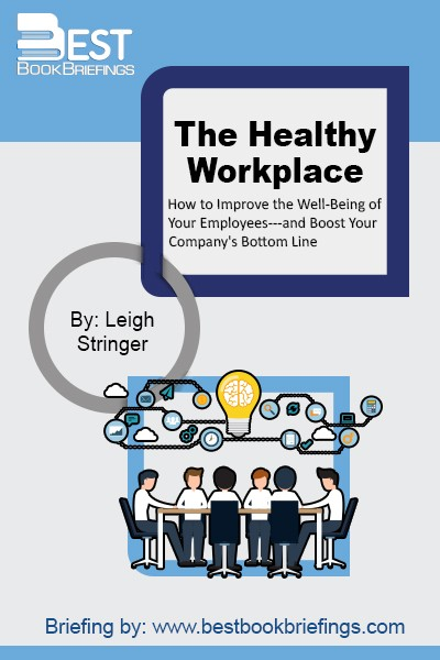 Employees are the engine that keeps companies running. And healthy employees, who are emotionally, mentally, and physically prepared to take on whatever challenge is in front of them, are more likely to make the companies they work for grow and flourish. Seems pretty simple, right? So why are most workplaces so