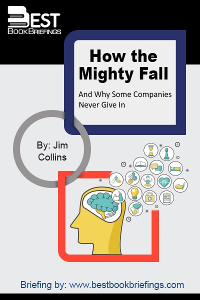 This book is not about gloating over the demise of once-mighty enterprises that fell, but about seeing what we can learn and apply to our own situation. By understanding the five stages of decline, leaders can substantially reduce the chances of falling all the way to the bottom, tumbling from iconic