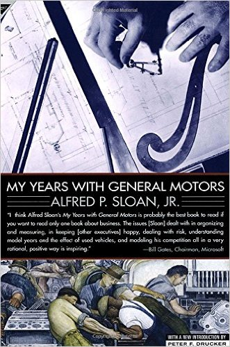 In this summary, Alfred Sloan, the American business executive in the automotive industry, presents his vision and experience in General Motors, the corporate structure he worked in. Sloan explains the concepts and practices that he mastered throughout his journey. Sloan's long professional life and informative insights makes this book a business