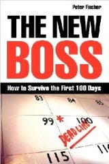 The New Boss is a guide for newly appointed senior managers to make a successful leadership transition.