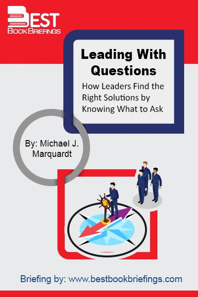 Questions can elicit information, of course, but they can do much more. Astute leaders use questions to encourage full participation and teamwork, to spur innovation and outside-the-box thinking, to empower others, to solve problems, to build relationships with others. Recent research—and the experience of a growing number of organizations—now points to
