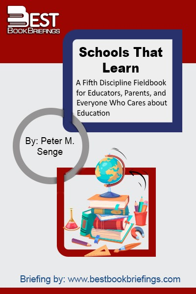 The core idea of this book is simple: institutions of learning can be designed and run as learning organizations. In other words, schools can be made sustainably vital and creative, not by fiat or command or by regulation or forced rankings, but by adopting a learning orientation. This means involving everyone
