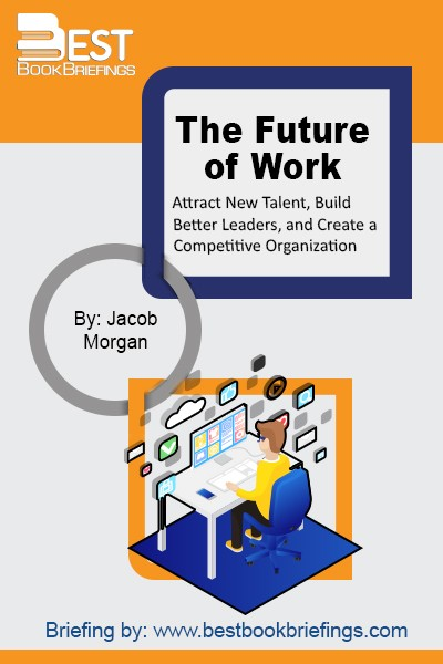 The Future of Work explores the new behaviors, new technologies, and the new people entering the workforce, focusing on: how the traditional command and control leadership model is dead; working with and for Millennials, who expect to be doing meaningful work, share their voice, and want rapid feedback; how to adapt