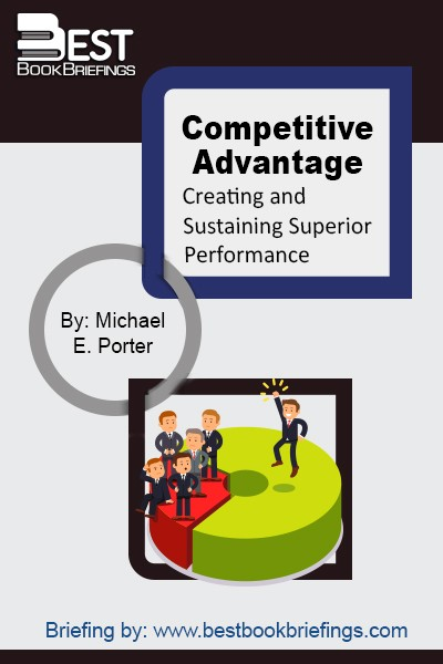 In this book, the author illustrates using real life experiences how a firm should analyze the competition and position itself in such a way that it pulls a fair share of the market. In the book, the author covers the need for a firm to establish a value chain and add