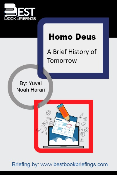 Homo Deus: A Brief History of Tomorrow examines what might happen to the world when these old myths are coupled with new godlike technologies such as artificial intelligence and genetic engineering. What will happen to democracy when Google and Facebook come to know our likes and our political preferences better than we