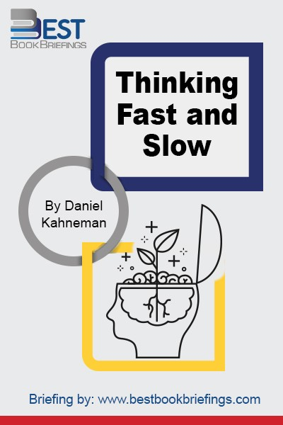 Engaging the reader in a lively conversation about how we think, Kahneman reveals where we can and cannot trust our intuitions and how we can tap into the benefits of slow thinking. He offers practical and enlightening insights into how choices are made in both our business and our personal lives-and