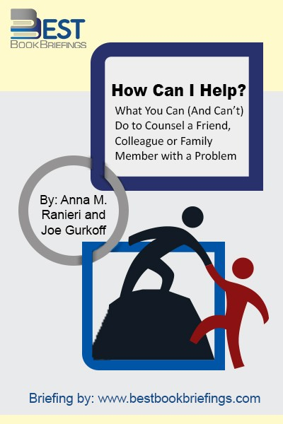 We won't teach you how to be a psychotherapist. The book will, we think, help you gain some confidence and competence in listening and responding to someone as they describe one of those challenging situations that come up for anyone and everyone from time to time. Some people think of helping