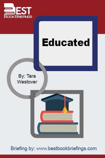 This summary of Tara Westover's book, Educated, tells the story of how Tara grew up in the mountains of Idaho, to a family that was isolated from mainstream society. Tara never went to school. She didn't have a birth certificate until she was 9. But one day, she decided to pursue