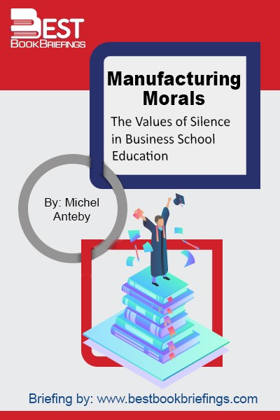 Manufacturing Morals demonstrates how faculty and students are exposed to a system that operates on open-ended directives that require significant decision-making on the part of those involved, with little overt guidance from the hierarchy. Anteby suggests that this model—which tolerates moral complexity—is perhaps one of the few that can adapt and endure