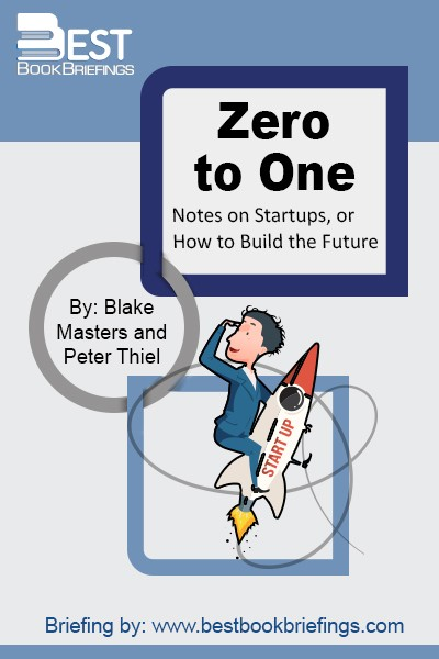 The great secret of our time is that there are still uncharted frontiers to explore and new inventions to create. In Zero to One , legendary entrepreneur and investor Peter Thiel shows how we can find singular ways to create those new things. Doing what someone else already knows how to do takes