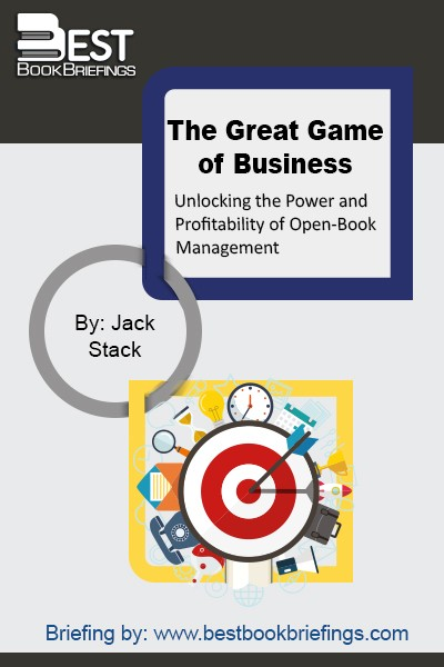 "The Great Game of Business has become the most celebrated approach to Open-book Management, a unique and well-proven approach to running a company, based on a simple, yet powerful, belief; ""When employees think, act and feel like owners… everybody wins."" In its simplest form, The Great Game of Business is a"