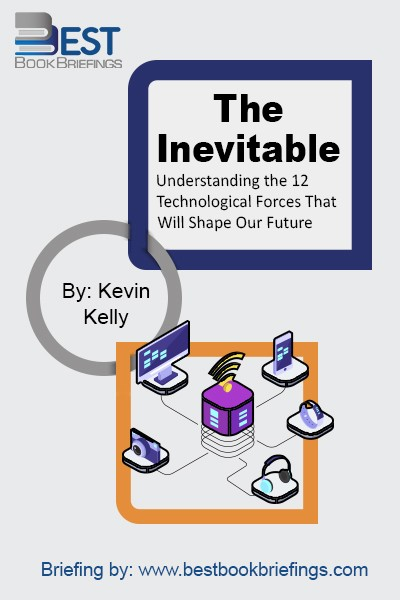 """Inevitable"" is a strong word. It sends up red flags for some people because they object that nothing is inevitable. They claim that human willpower can deflect and control any mechanical trend. And when the notion of the inevitable is forged with fancy technology, the objections to a preordained destiny are"