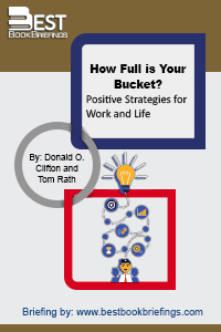 How Full Is Your Bucket? reveals how even the briefest interactions affect your relationships, productivity, health, and longevity. Organized around a simple metaphor of a dipper and a bucket, and grounded in 50 years of research, this book will show you how to greatly increase the positive moments in your work and