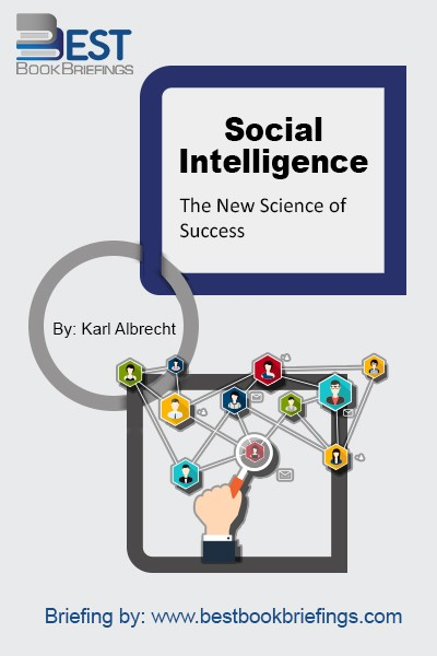 Social intelligence is defined as the ability to get along well with others while winning their cooperation. Social intelligence is a combination of sensitivity to the needs and interests of others, which is sometimes called your  social radar,  an attitude of generosity and consideration, and a set of practical skills for