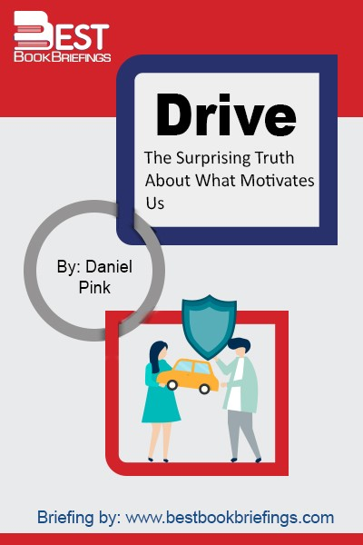 Most people believe that the best way to motivate is with rewards like money—the carrot-and-stick approach. That's a mistake. In this provocative and persuasive book, Daniel H. Pink asserts that the secret to high performance and satisfaction-at work, at school, and at home—is the deeply human need to direct our own