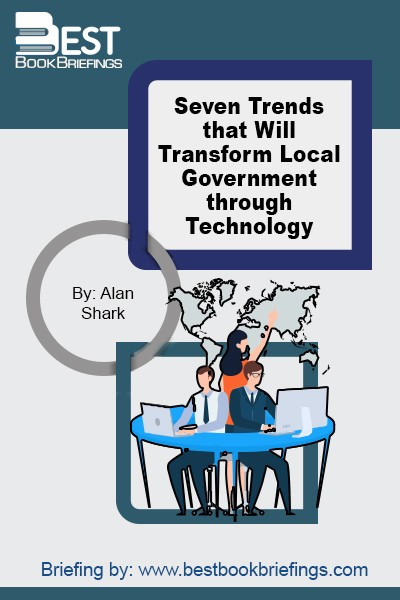 This book lays out an impressive, well-articulated set of trends that have affected or will soon affect local governments throughout the nation through technology. Amazingly, as Dr. Shark points out, all of this massive change has occurred within the past 12 years. While technology trends continue to play out in the