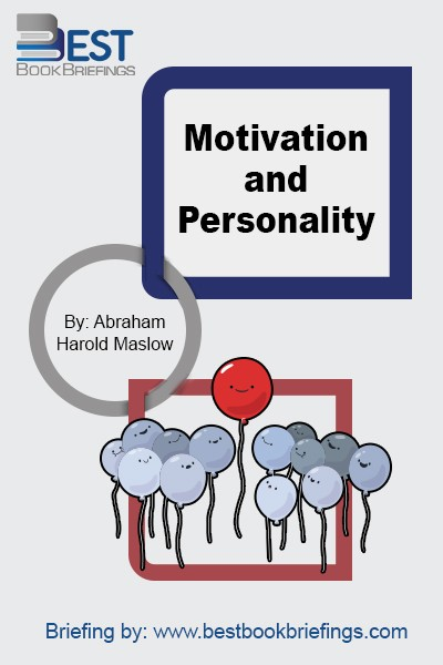 When Motivation and Personality appeared in 1954 as the first complete statement of the new humanistic psychology, it quickly became established as a classic in the field. In this book, Maslow's work deals with the subject of the nature of human fulfillment and the significance of personal relationships, implementing a conceptualization