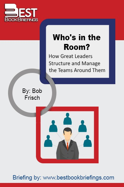 At the heart of every organization chart lies a myth. At the top there's the boss. Directly beneath are the boss's direct reports – anywhere from five to fifteen people who meet regularly as the senior team. Whether at the corporate, divisional, functional, or departmental level, this team almost invariably has