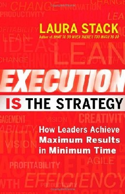 Today, leaders lean more on their team members to help them make solid, reliable decisions on how to best execute the objectives that advance the ultimate organizational strategy. That's why execution is the strategy. You can't strategize your way to greatness; you execute your way there!  Strategy can't be separate from