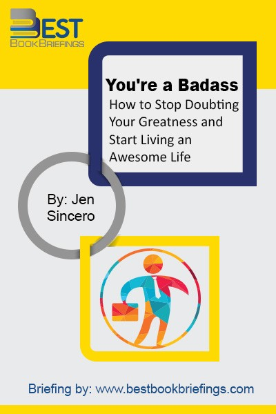 You Are a Badass is the self-help book for people who desperately want to improve their lives but don't want to get busted doing it. By the end of You Are a Badass, you'll understand why you are how you are, how to love what you can't change, how to change