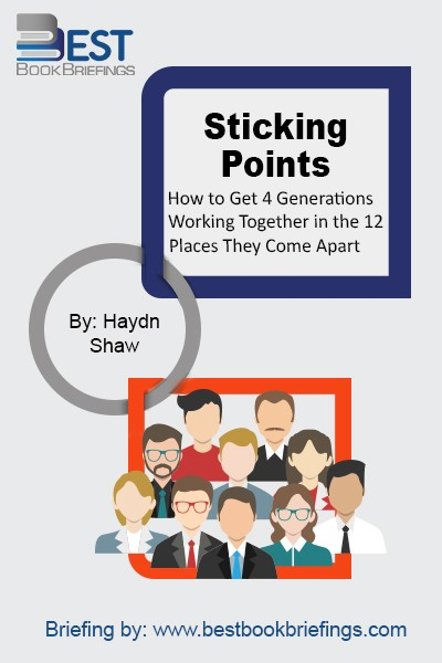 Employees in the workplace belong to different generations which impact their way of thinking and how they see matters. These generational differences are what we call Sticking Points. Knowing these sticking points can allow teams to label tension points and work through them – even anticipate and preempt them. But most