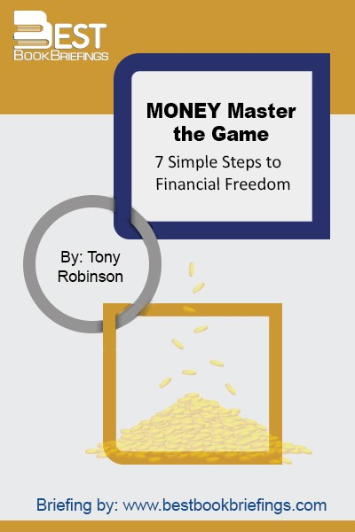 This book is not really about money, it is about creating the life you want. A part of that is deciding what role you want money to play in it. We all have money in our lives, what matters is that you master money and it doesn't master you. The secret