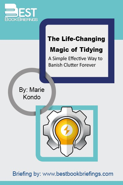 """Tidying up is not easy, and it doesn't always last. This is why Marie Kondo, the organizing consultant and best-seller author, created the KonMari method—a simple way to have a tidy home and to prevent the clutter. """"What makes the KonMari method different from other cleaning techniques?"""" you ask. First of all,"""