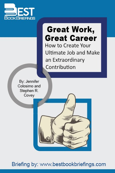 """To begin with, anyone can have a great career. It doesn't matter what your line of work is. It's all in how you define """"Great Career"""". Do you define it as something that brings you a lot of money and power? Of course a livable wage is important, but this is"""