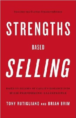 There's no one right way to sell. Salespeople get the best results by building on who they already are. This lively and liberating book will teach you to do just that. Strengths Based Selling gives salespeople practical, hands-on advice. It walks them through the sales process and shows them how to use