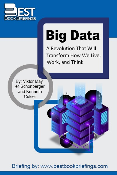 """Big data"" refers to our burgeoning ability to crunch vast collections of information, analyze it instantly, and draw sometimes profoundly surprising conclusions from it. This emerging science can translate myriad phenomena—from the price of airline tickets to the text of millions of books—into searchable form and uses our increasing computing power"