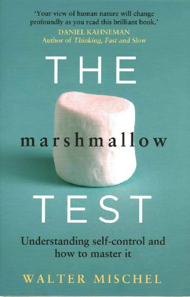 The Marshmallow Test is an experiment where some children were observed to see when and how they become able to exert sufficient self-resistance to choose waiting for two marshmallows rather than having one right away. Resistance was very easy for some of them while it was very difficult for the others.