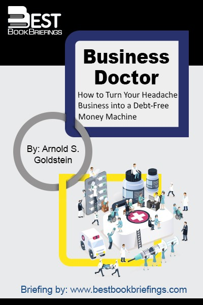 This book, loaded with fascinating examples of turnaround successes, is essential for every business owner. From a synopsis of why companies fail, to ways to resolve creditor problems, its strategies should be read by anyone with a faltering business.