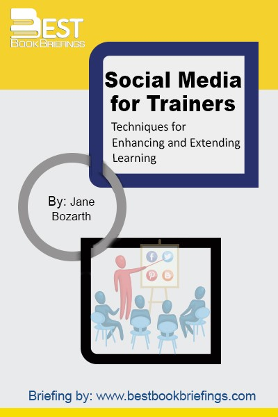 New social media technologies and strategies provide quick, easy solutions to many of the challenges faced by workplace training practitioners. Social media vehicles such as Twitter and Facebook, for example, can help trainers build learning communities, facilitate quick assignments, offer updates or follow-up tips, and otherwise extend the reach of the