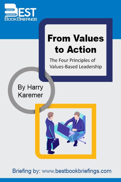 Leadership, simply put, is the ability to influence others. Values-based leadership takes it to the next level. By word, action, and example, values-based leaders seek to inspire and motivate, using their influence to pursue what matters most. The objective of values-based leadership is to do the right thing by making choices