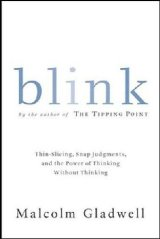 Blink is a book about how we think without thinking, about choices that seem to be made in an instant-in the blink of an eye-that actually aren't as simple as they seem. Why are some people brilliant decision makers, while others are consistently inept? Why do some people follow their instincts