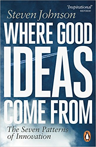 Where Good Ideas Come From is about the space of innovation. Some environments squelch new ideas; some environments seem to breed them effortlessly. Our thought shapes the spaces we inhabit, and our spaces return the favor. We argue that a series of shared properties and patterns recur again and again in