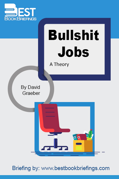 "Does your job make a meaningful contribution to the world? In the spring of 2013, David Graeber asked this question in a playful, provocative essay titled ""On the Phenomenon of Bullshit Jobs."" It went viral. After a million online views in seventeen different languages, people all over the world are still"