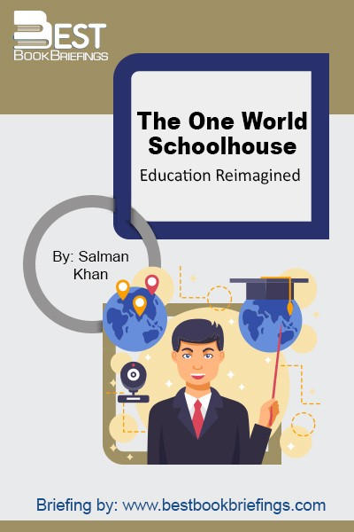 More than just a solution, THE ONE WORLD SCHOOLHOUSE serves as a call for free, universal, global education, and an explanation of how Khan's simple yet revolutionary thinking can help achieve this inspiring goal.