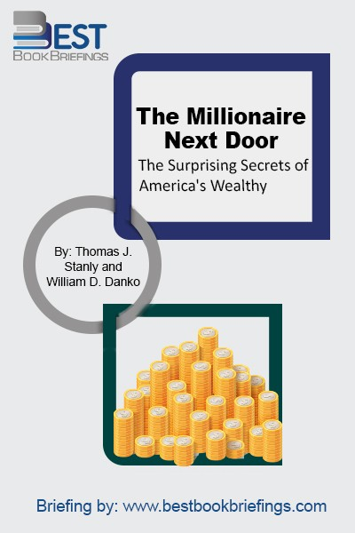 The Millionaire Next Door identifies seven common traits that show up again and again among those who have accumulated wealth. You will learn, for example, that millionaires bargain shop for used cars, pay a tiny fraction of their wealth in income tax, raise children who are often unaware of their family's