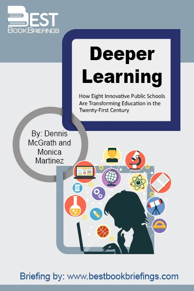 Deeper Learning is the process of preparing and empowering students to master essential academic content, think critically and solve complex problems, work collaboratively, com-municate effectively, have an academic mindset, and be self-directed in their education. It fully encompasses the educational goals that, taken together, constitute the foundation for developing the single